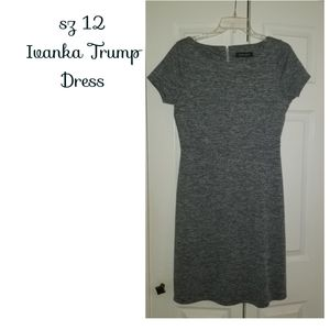 Sz 12 Ivanka Trump knit dress